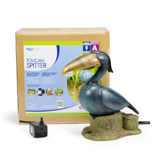 Aquascape Toucan Fountain with Pump