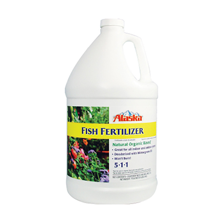 Fish Fertilizer 5-1-1