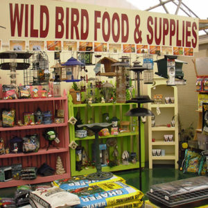 Wild Bird Food and Supplies