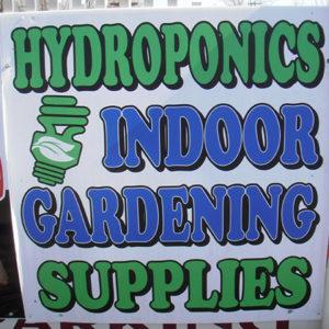 Hydroponics Indoor Gardening Supplies