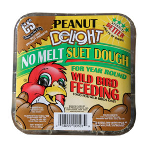 Peanut Delight No Melt Suet Dough