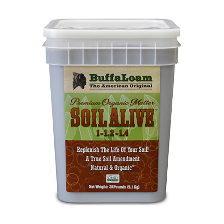 Soil Alive Premium Enhanced Soil Amendment